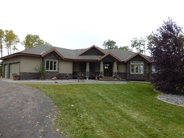 Main Photo: 465064 Hwy 795: Rural Wetaskiwin County House for sale : MLS®# E4131426