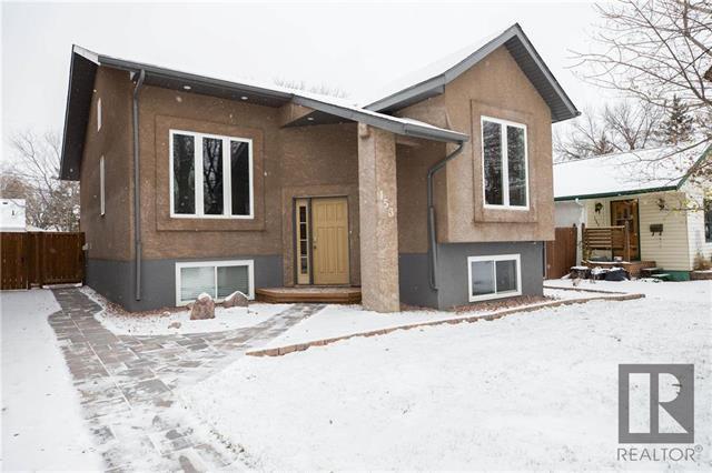 Main Photo: 153 Blenheim Avenue in Winnipeg: Residential for sale (2D)  : MLS®# 1829676