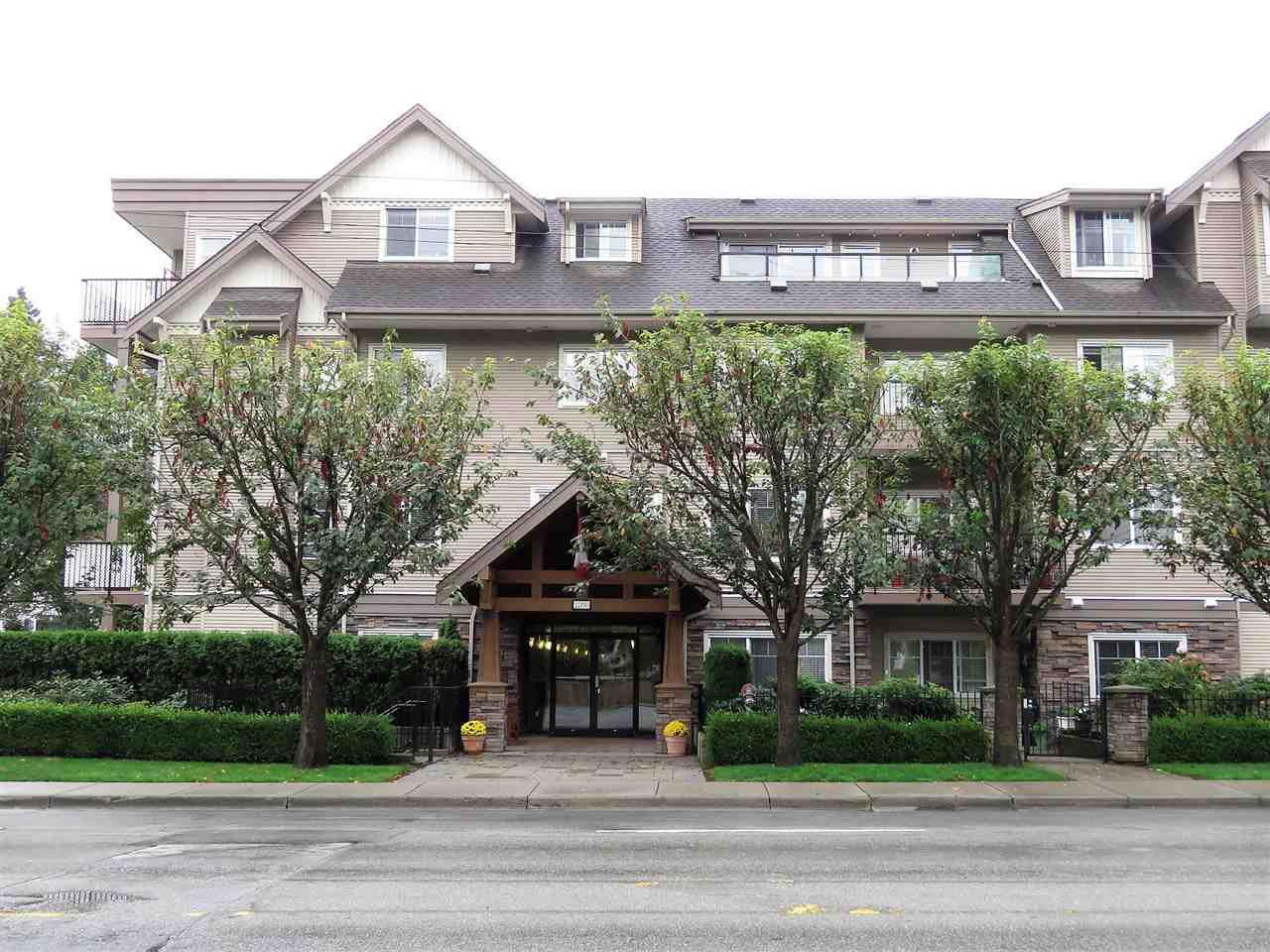 "Main Photo: 115 22150 DEWDNEY TRUNK Road in Maple Ridge: East Central Condo for sale in ""Falcon Manor"" : MLS®# R2329245"