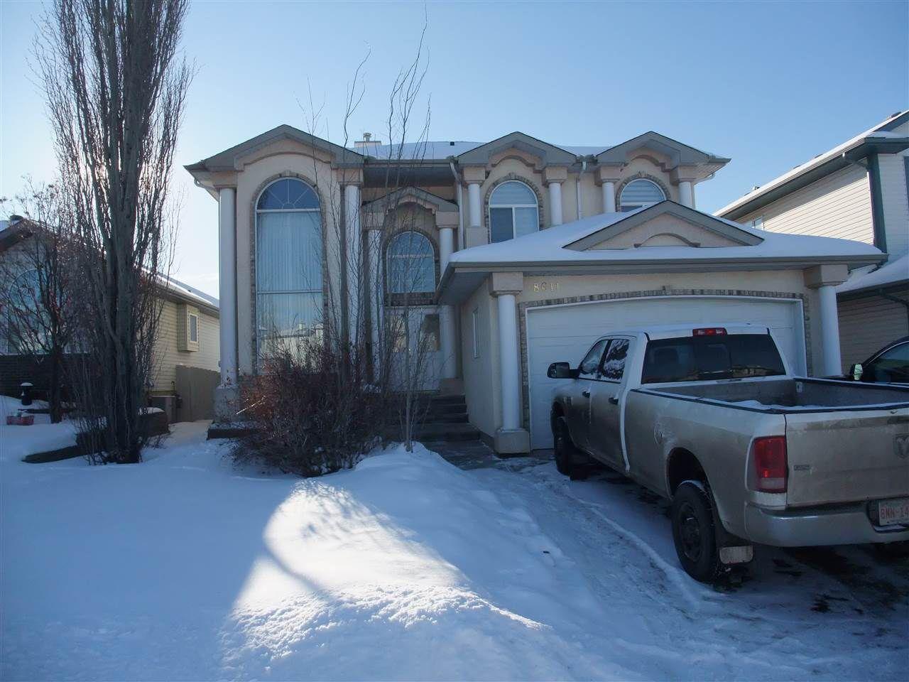 Main Photo: 8611 160A Avenue in Edmonton: Zone 28 House for sale : MLS®# E4141141