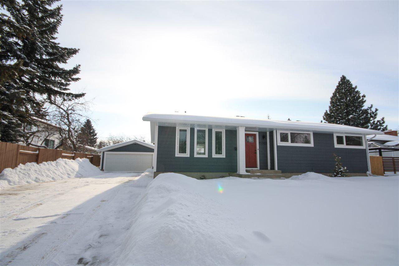 Main Photo: 15503 76 Avenue in Edmonton: Zone 22 House for sale : MLS®# E4143736