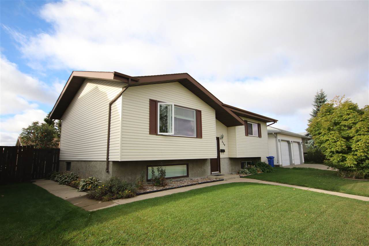Main Photo: 229 Parkview Drive: Wetaskiwin House for sale : MLS®# E4144223