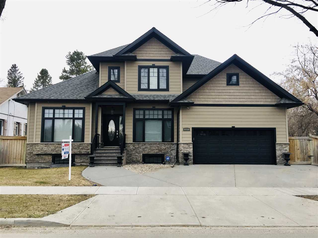 Main Photo: 10316 136 Street in Edmonton: Zone 11 House for sale : MLS®# E4149631