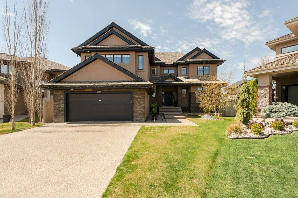 Main Photo: 5608 MCLUHAN Place in Edmonton: Zone 14 House for sale : MLS®# E4156831