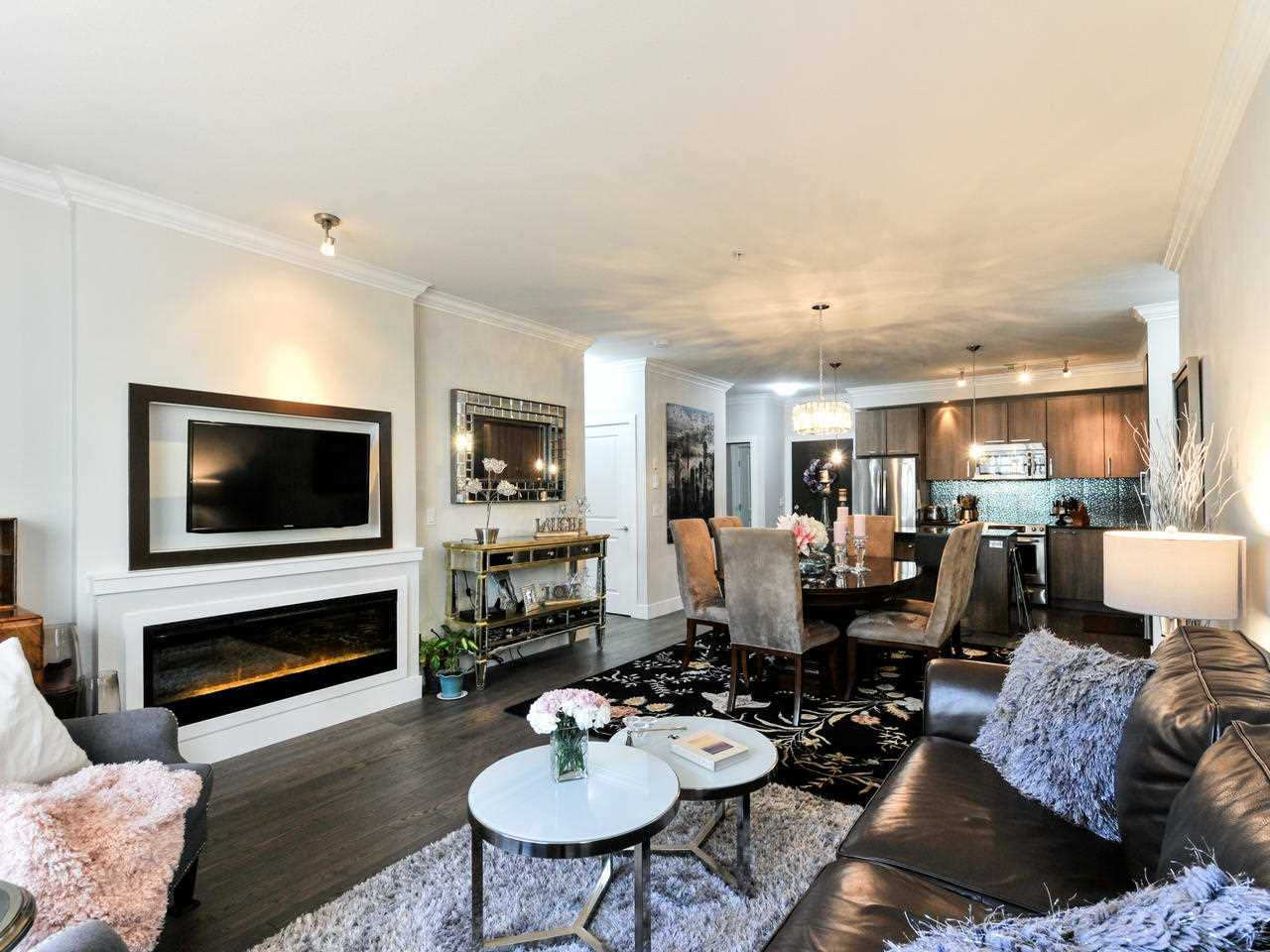 """Main Photo: C207 20211 66 Avenue in Langley: Willoughby Heights Condo for sale in """"ELEMENTS"""" : MLS®# R2383710"""