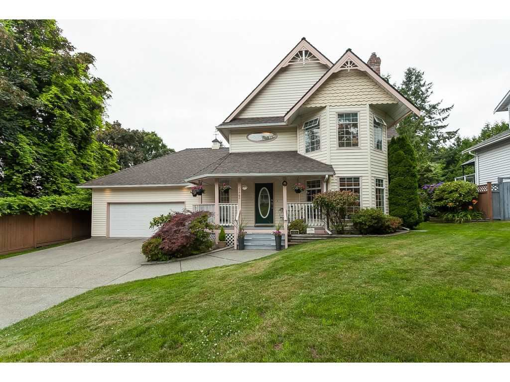 """Main Photo: 5443 184A Street in Surrey: Cloverdale BC House for sale in """"HUNTER PARK"""" (Cloverdale)  : MLS®# R2386719"""