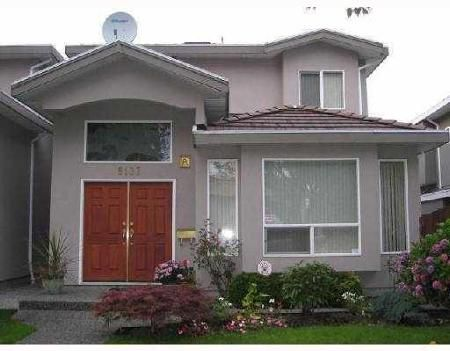 Main Photo: 5137 IRMIN ST in Burnaby: House for sale (Metrotown)  : MLS®# V733043