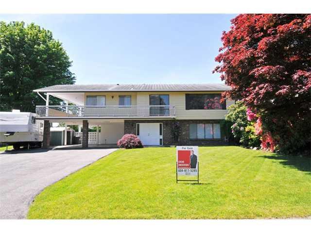 Main Photo: 11545 196B Street in Pitt Meadows: South Meadows House for sale : MLS®# V891988
