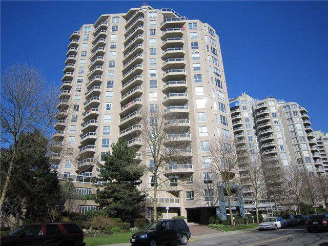 Main Photo: # 505 1185 QUAYSIDE DR in New Westminster: Quay Condo for sale : MLS®# V1024904
