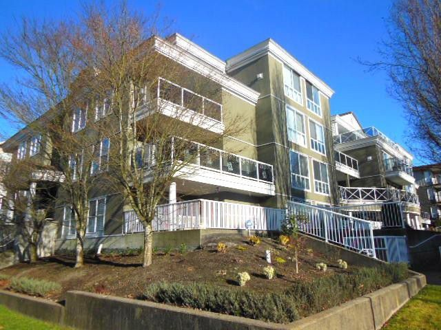 "Main Photo: # 210 2485 ATKINS AV in Port Coquitlam: Central Pt Coquitlam Condo for sale in ""THE ESPLANADE"" : MLS®# V1037424"