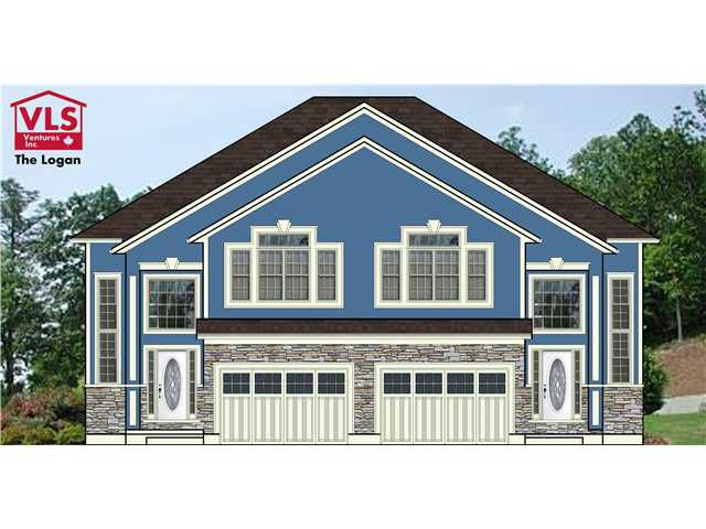 "Main Photo: LOT 14 117TH Avenue in Fort St. John: Fort St. John - City NW House 1/2 Duplex for sale in ""GARRISON LANDING"" (Fort St. John (Zone 60))  : MLS®# N232562"