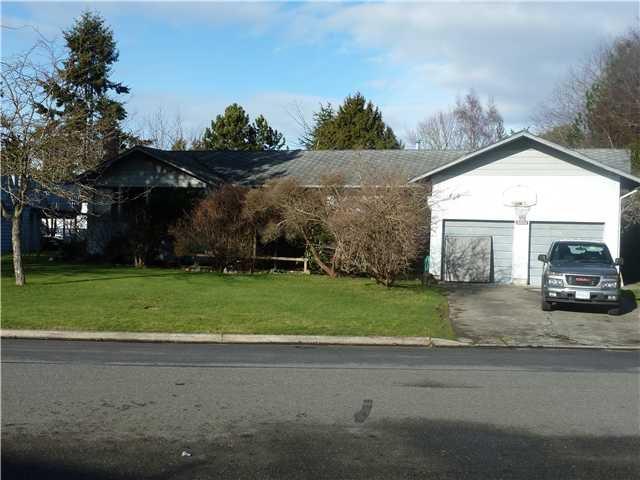 "Main Photo: 3551 SHUSWAP Avenue in Richmond: Steveston North House for sale in ""Steveston North"" : MLS®# V1099914"
