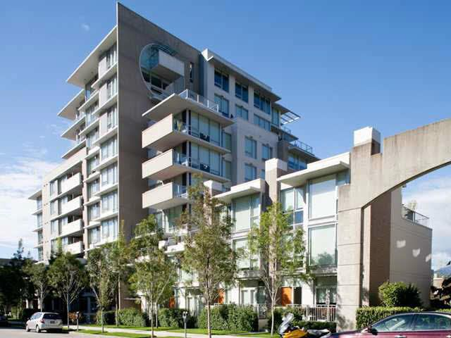 """Main Photo: 202 1675 W 8TH Avenue in Vancouver: Fairview VW Condo for sale in """"CAMERA"""" (Vancouver West)  : MLS®# V1103959"""