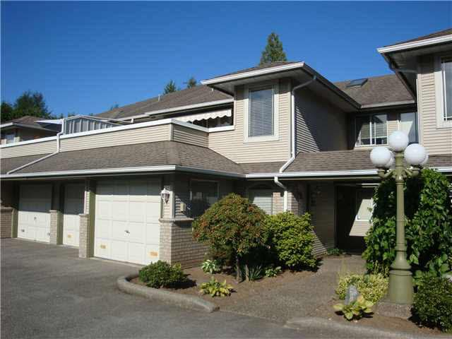 "Main Photo: 26 21491 DEWDNEY TRUNK Road in Maple Ridge: West Central Townhouse for sale in ""DEWDNEY WEST"" : MLS®# V1138395"