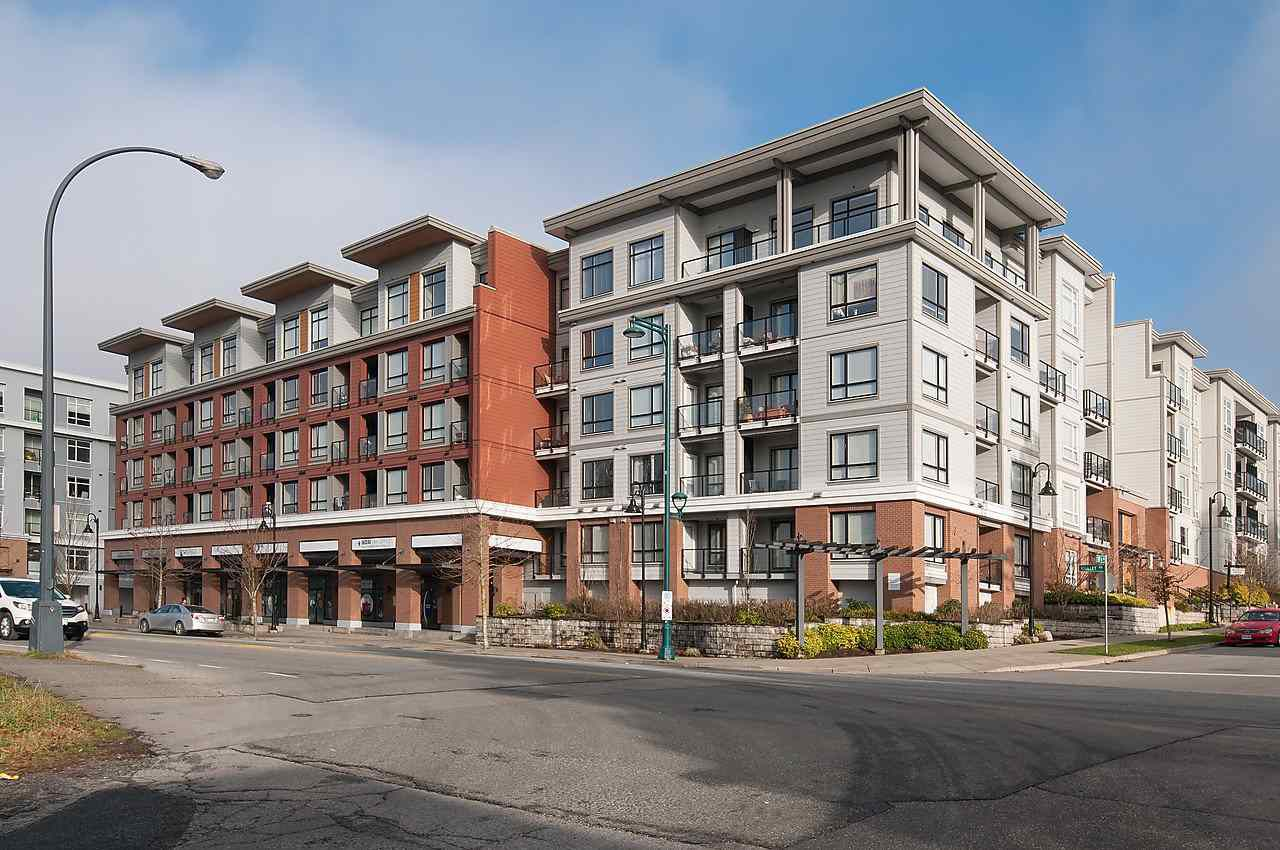 "Main Photo: 309 13733 107A Avenue in Surrey: Whalley Condo for sale in ""Quattro"" (North Surrey)  : MLS®# R2039550"