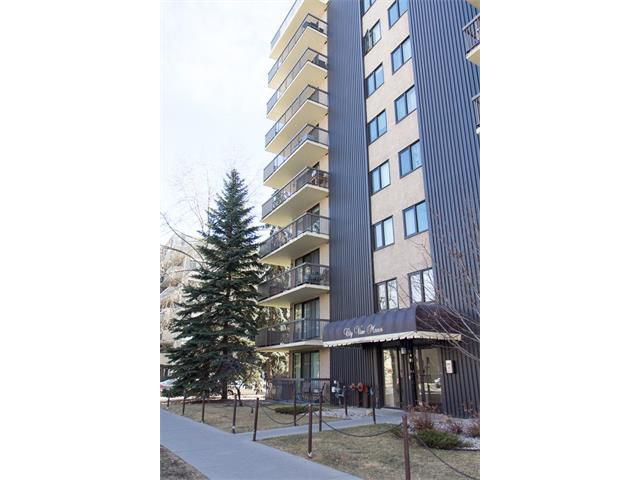 Main Photo: 603 1107 15 Avenue SW in Calgary: Beltline Condo for sale : MLS®# C4064303