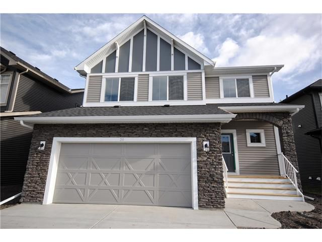 Main Photo: 30 CANALS Close SW: Airdrie House for sale : MLS®# C4098439