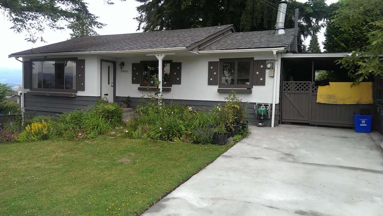 Main Photo: 11480 139A Street in Surrey: Bolivar Heights House for sale (North Surrey)  : MLS®# R2139288