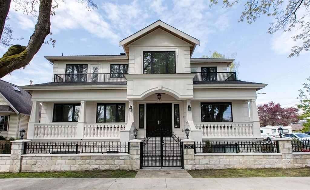 Main Photo: 707 W 20TH Avenue in Vancouver: Cambie House for sale (Vancouver West)  : MLS®# R2187579