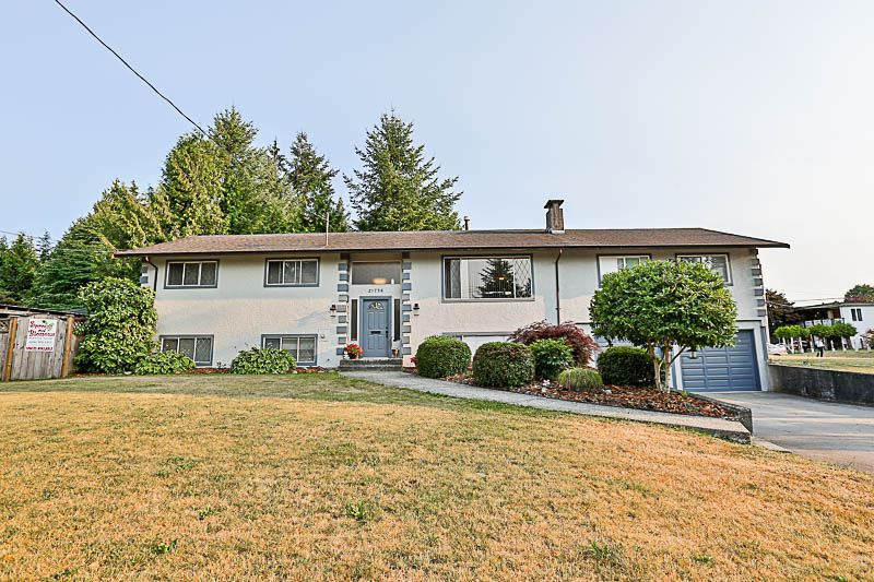 Main Photo: 21756 DONOVAN Avenue in Maple Ridge: West Central House for sale : MLS®# R2194111