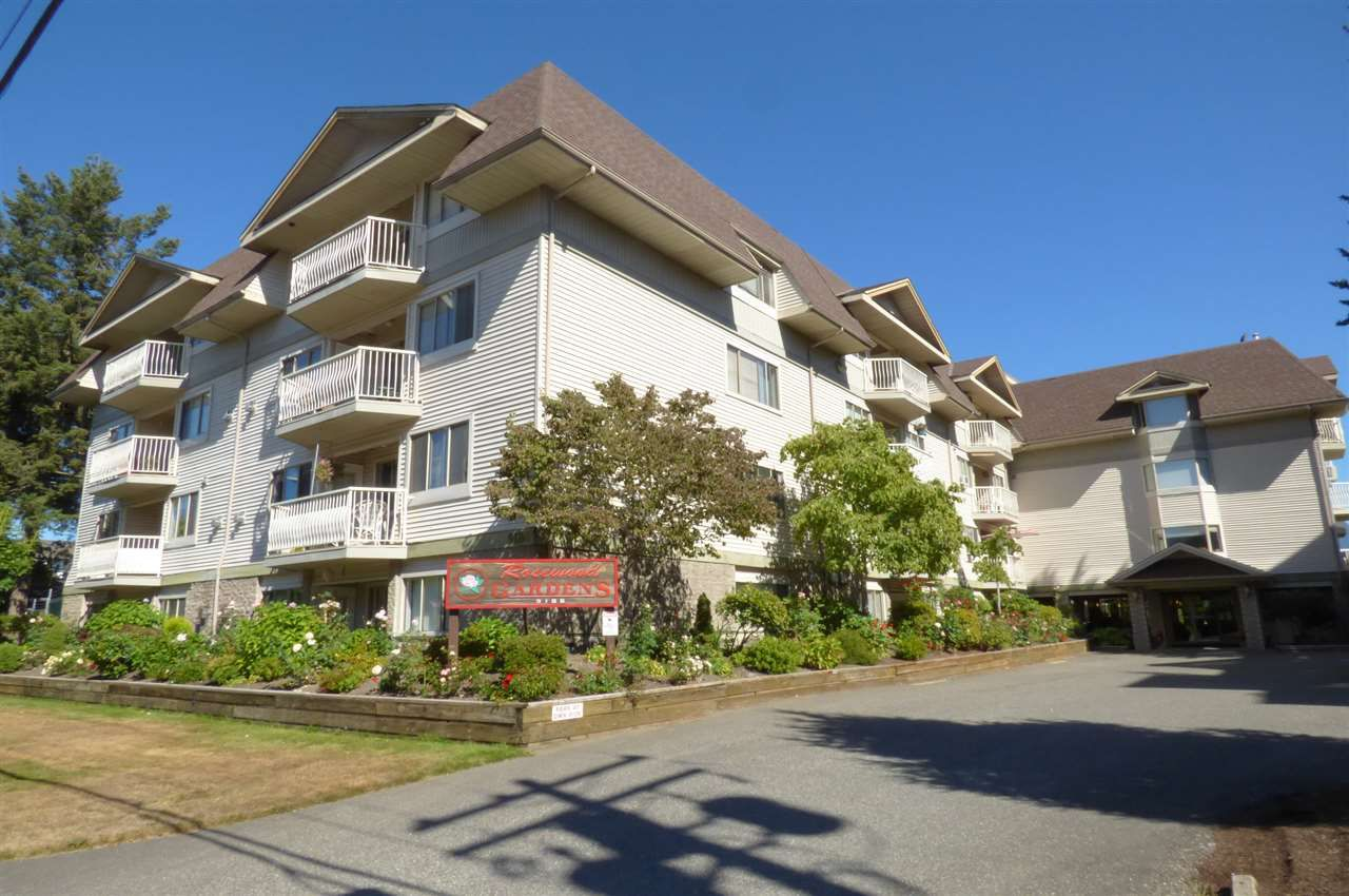 Main Photo: 303 9186 EDWARD STREET in Chilliwack: Chilliwack W Young-Well Condo for sale : MLS®# R2200467