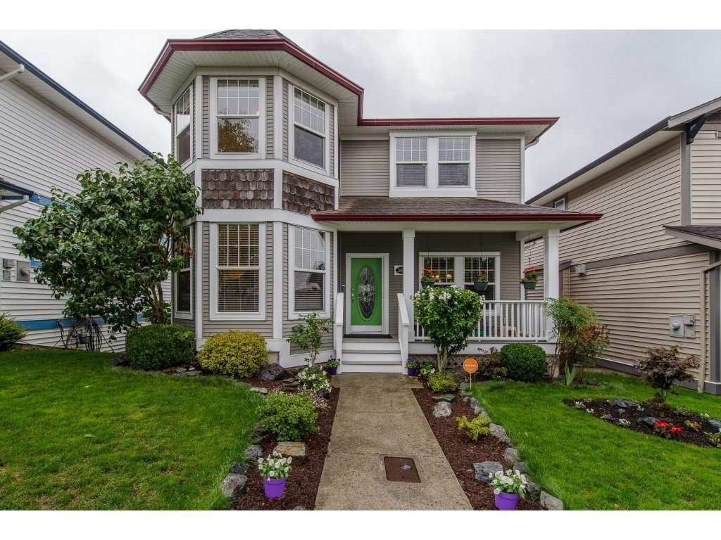 """Main Photo: 36212 SHADBOLT Avenue in Abbotsford: Abbotsford East House for sale in """"Auguston"""" : MLS®# R2210971"""