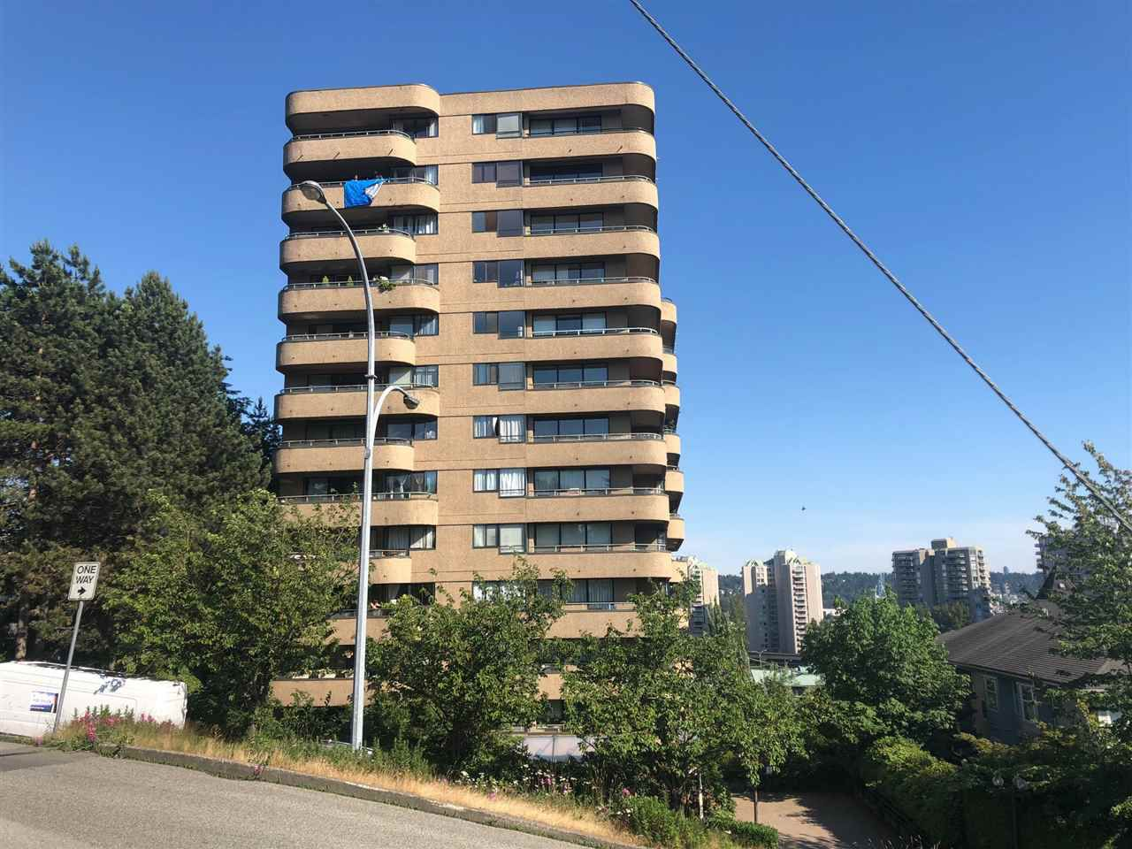 Main Photo: 1006 1026 QUEENS Avenue in New Westminster: Uptown NW Condo for sale : MLS®# R2280084