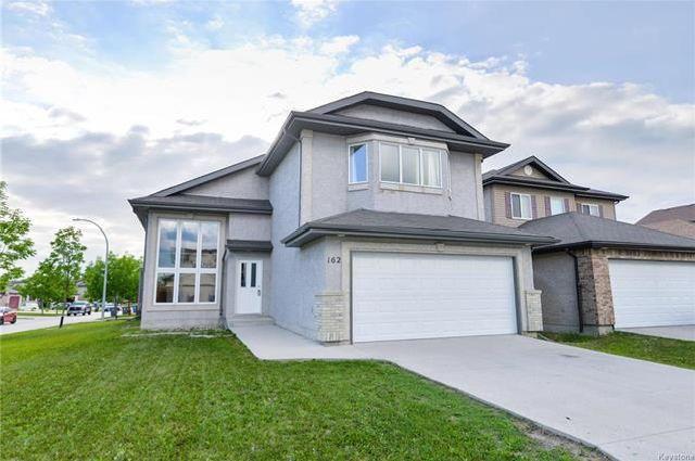 Main Photo: 162 Nordstrom Drive in Winnipeg: Island Lakes Residential for sale (2J)  : MLS®# 1817483