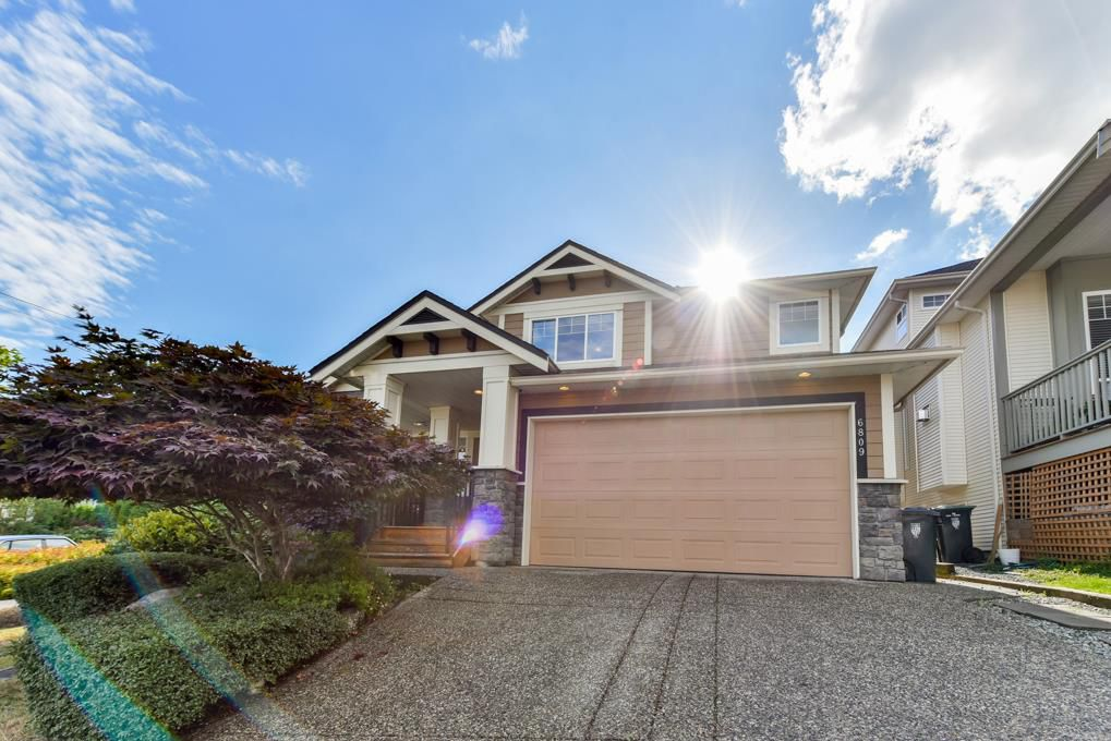 Main Photo: 6809 198B Street in Langley: Willoughby Heights House for sale : MLS®# R2287921