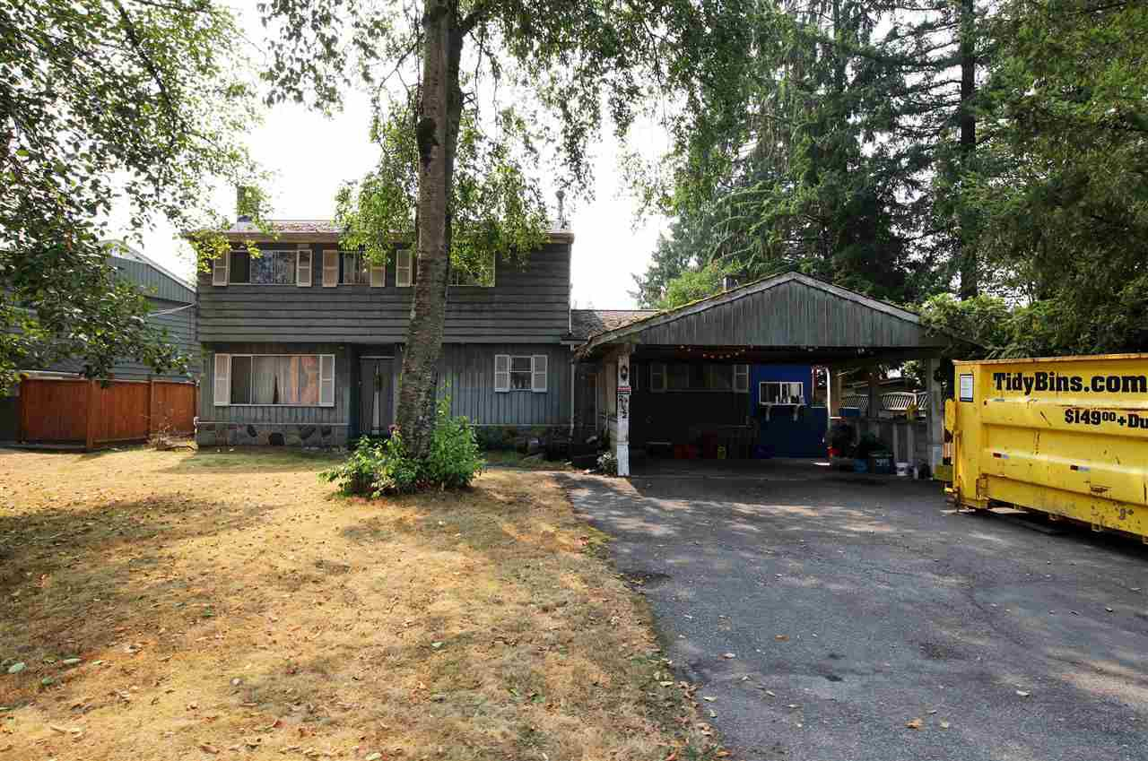Main Photo: 2132 ELKHORN Avenue in Coquitlam: Central Coquitlam House for sale : MLS®# R2310141