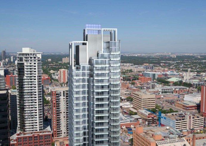 Main Photo: 2100 10180 103 Street in Edmonton: Zone 12 Condo for sale : MLS®# E4132953