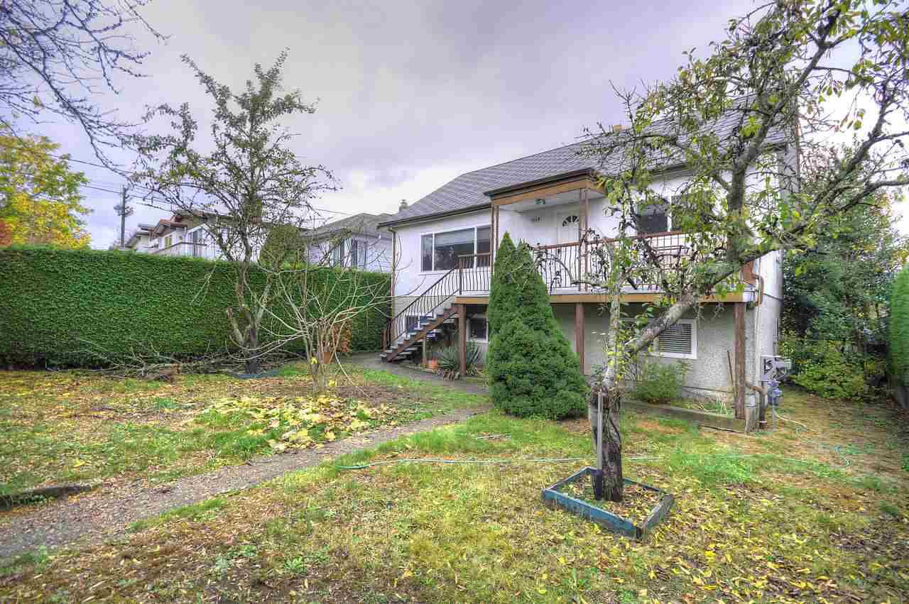 Main Photo: 1069 E 29TH Avenue in Vancouver: Fraser VE House for sale (Vancouver East)  : MLS®# R2320084