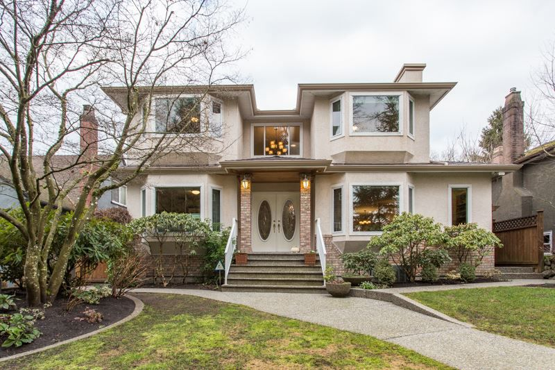 Main Photo: 3855 W 27TH Avenue in Vancouver: Dunbar House for sale (Vancouver West)  : MLS®# R2334282