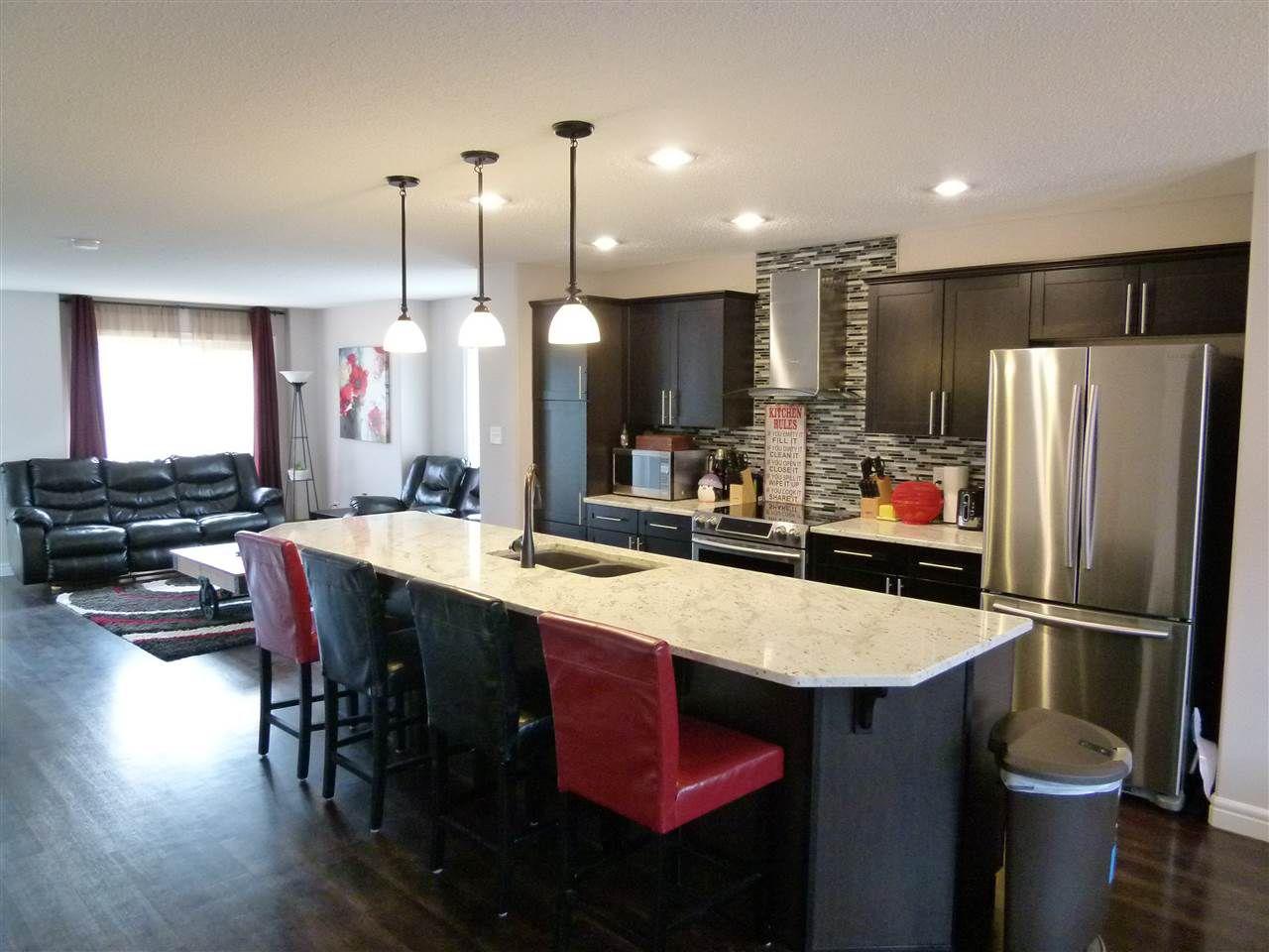 Main Photo: 3080 KESWICK Way in Edmonton: Zone 56 Attached Home for sale : MLS®# E4142415