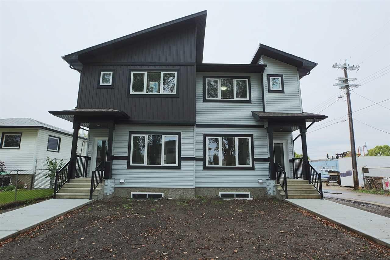 Main Photo:  in Edmonton: Zone 23 House Half Duplex for sale : MLS®# E4147775