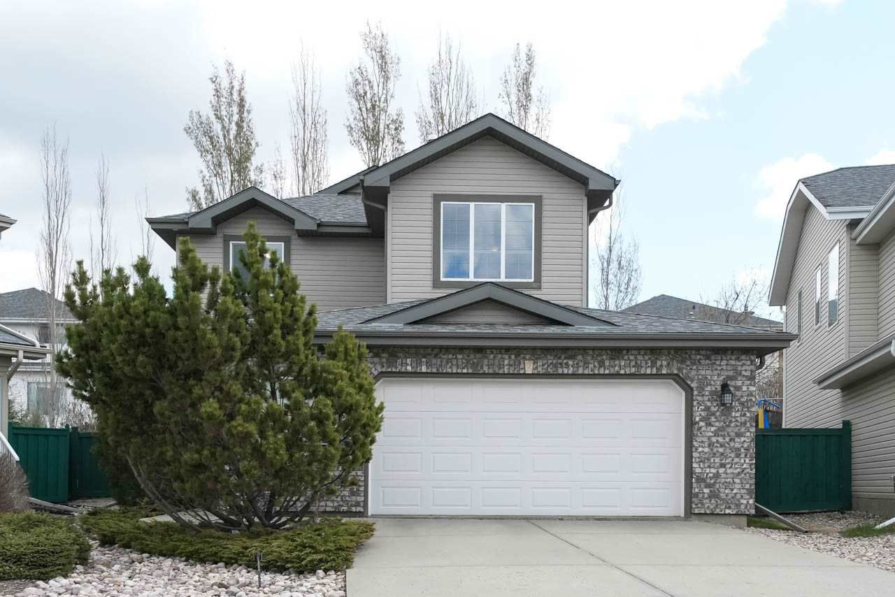Main Photo: 525 Hunters Green in Edmonton: Zone 14 House for sale : MLS®# E4155417