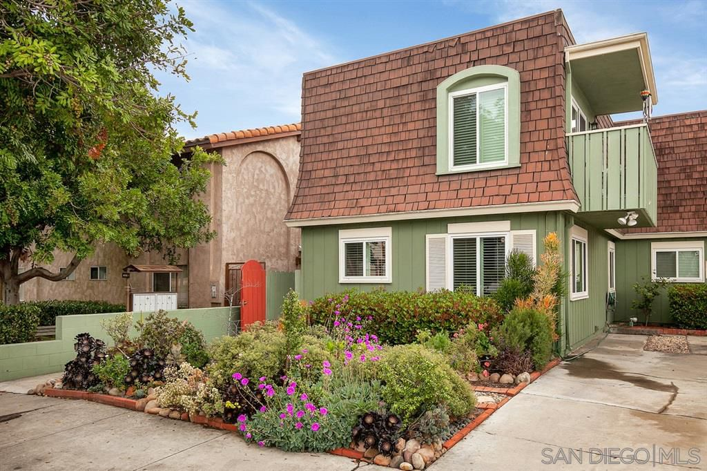 Main Photo: NORTH PARK Condo for sale : 2 bedrooms : 4044 Louisiana St #4 in San Diego