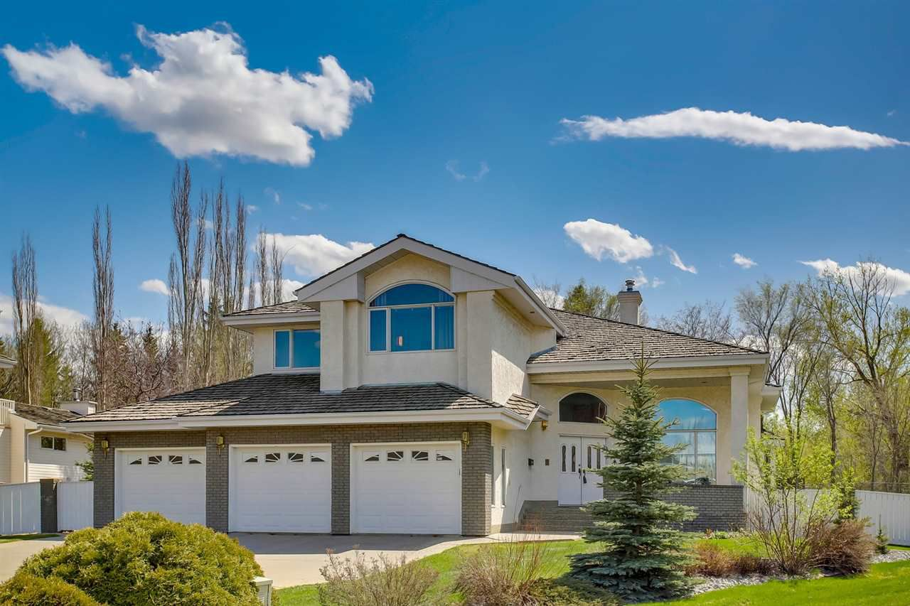 Main Photo: 573 ESTATE Drive: Sherwood Park House for sale : MLS®# E4157119