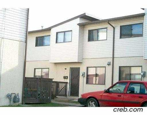 Main Photo:  in : Forest Heights Townhouse for sale (Calgary)  : MLS®# C2188539