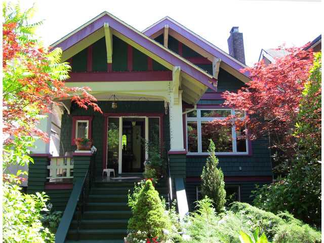 Main Photo: 972 W 23RD Avenue in Vancouver: Cambie House for sale (Vancouver West)  : MLS®# V898192