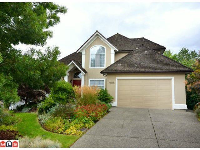 Main Photo: 18213 CLAYTONWOOD in Surrey: Cloverdale BC House for sale (Cloverdale)  : MLS®# F1124420
