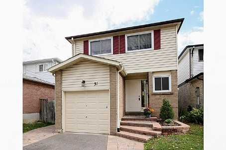 Main Photo: 31 Raleigh Crest in Markham: Markville House (2-Storey) for sale : MLS®# N2764733
