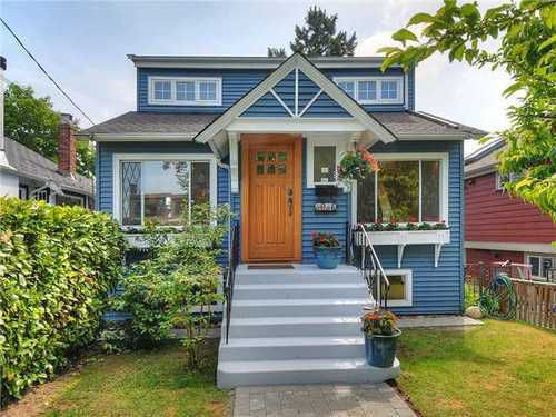 Main Photo: 4346 JAMES Street in Vancouver East: Main Home for sale ()  : MLS®# V957626