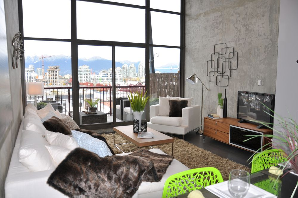 Main Photo: 409 128 West 6th Avenue in Vancouver: Home for sale : MLS®# V978111