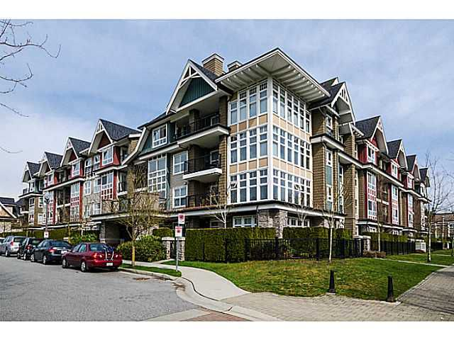 "Main Photo: 116 7088 MONT ROYAL Square in Vancouver: Champlain Heights Condo for sale in ""BRITTANY"" (Vancouver East)  : MLS®# V1054312"