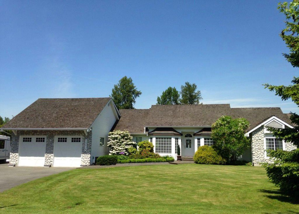 "Main Photo: 18039 68TH Avenue in Surrey: Cloverdale BC House for sale in ""NORTH CLOVERDALE WEST"" (Cloverdale)  : MLS®# F1412711"