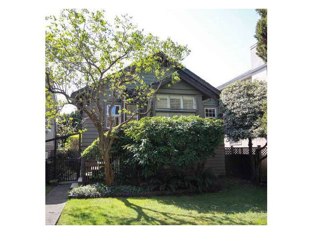 "Main Photo: 1626 W 68TH Avenue in Vancouver: S.W. Marine House for sale in ""SW MARINE - 2 BLKS W OF GRANVILLE"" (Vancouver West)  : MLS®# V1117677"