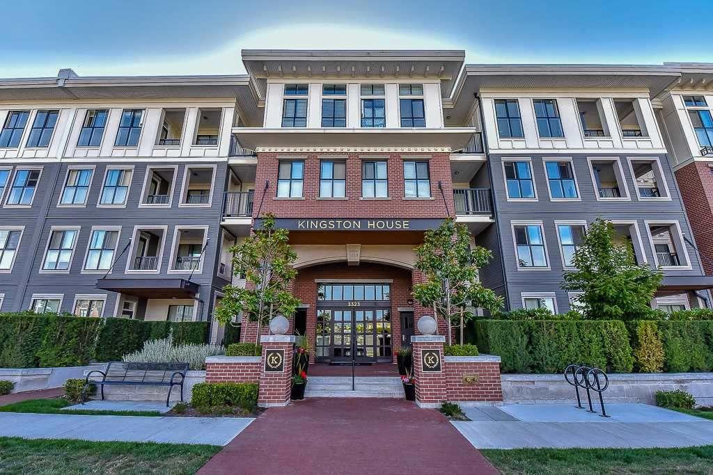 "Main Photo: 217 3323 151 Street in Surrey: Morgan Creek Condo for sale in ""Kingston House in Harvard Gardens"" (South Surrey White Rock)  : MLS®# R2114656"