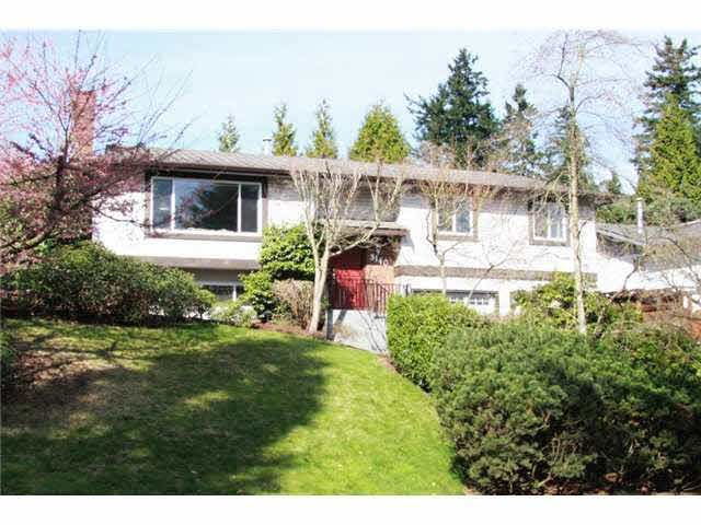 Main Photo: 3140 BEACON DRIVE in : Ranch Park House for sale (Coquitlam)  : MLS®# V1105286