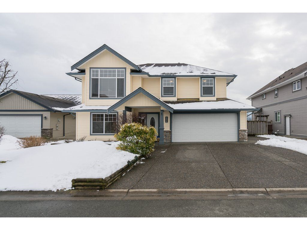 """Main Photo: 46524 RANCHERO Drive in Chilliwack: Sardis East Vedder Rd House for sale in """"RANCHVIEW ESTATES"""" (Sardis)  : MLS®# R2142763"""